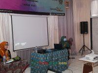 Nenden Suasana ruangan pada PKKM 4 tahunan MTsN 2 Sukabumi (4)