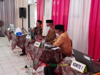 Pengawas madrasah pada tim penilai pada PKKM 4 MTsN 2 Sukabumi (14)