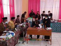 Pengawas madrasah pada tim penilai pada PKKM 4 MTsN 2 Sukabumi (17)