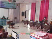 Pengawas madrasah pada tim penilai pada PKKM 4 MTsN 2 Sukabumi (2)