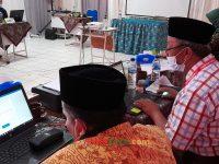 Pengawas madrasah pada tim penilai pada PKKM 4 MTsN 2 Sukabumi (22)