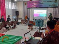 Pengawas madrasah pada tim penilai pada PKKM 4 MTsN 2 Sukabumi (9)