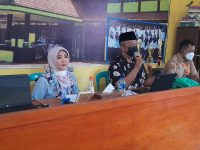Saatnya PKKM (Penilaian Kinerja Kepala Madrasah) 2021, berikut foto meeting di MTsN 2 Sukabumi (13)