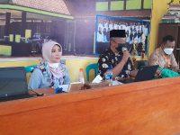 Saatnya PKKM (Penilaian Kinerja Kepala Madrasah) 2021, berikut foto meeting di MTsN 2 Sukabumi (14)