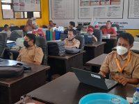 Saatnya PKKM (Penilaian Kinerja Kepala Madrasah) 2021, berikut foto meeting di MTsN 2 Sukabumi (2)