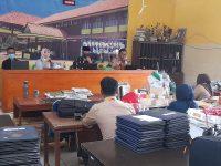 Saatnya PKKM (Penilaian Kinerja Kepala Madrasah) 2021, berikut foto meeting di MTsN 2 Sukabumi (3)