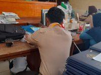 Saatnya PKKM (Penilaian Kinerja Kepala Madrasah) 2021, berikut foto meeting di MTsN 2 Sukabumi (4)