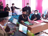 Widad Arifin Pengawas madrasah pada tim penilai pada PKKM 4 MTsN 2 Sukabumi (18)