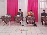 Widad Arifin Pengawas madrasah pada tim penilai pada PKKM 4 MTsN 2 Sukabumi (19)