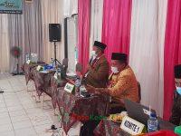 Widad Arifin Pengawas madrasah pada tim penilai pada PKKM 4 MTsN 2 Sukabumi (20)