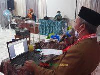 Widad Arifin Pengawas madrasah pada tim penilai pada PKKM 4 MTsN 2 Sukabumi (21)