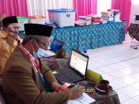 Widad Arifin Pengawas madrasah pada tim penilai pada PKKM 4 MTsN 2 Sukabumi (22)