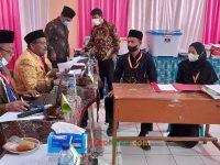 Widad Arifin Pengawas madrasah pada tim penilai pada PKKM 4 MTsN 2 Sukabumi (24)