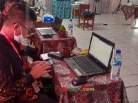 didin 11 September 2021 komite madrasah pada tim penilai di PKKM 4 tahunan MTsN 2 Sukabumi (1)