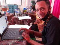 ismansyah 11 September 2021 komite madrasah pada tim penilai di PKKM 4 tahunan MTsN 2 Sukabumi (10)