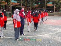 semangat latihan baris berbaris 17092021 Latihan paskibra hebat siswa MTsN 2 Sukabumi (11)