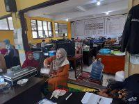 suasana ruangan rapat 16092021-Closing ceremony PKKM MTsN 2 Sukabumi 2021 (11)
