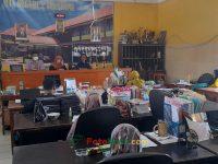 suasana ruangan rapat 16092021-Closing ceremony PKKM MTsN 2 Sukabumi 2021 (12)
